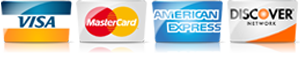 For AC in Fort Walton Beach FL, we accept most major credit cards.
